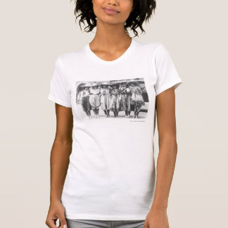 Six cowgirls at Cheyenne Frontier Days. T-Shirt