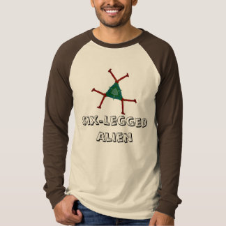 Six-Legged Alien | Top Tshirt