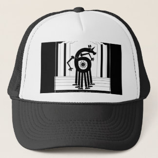 Six Legged Unicorn Trucker Hat