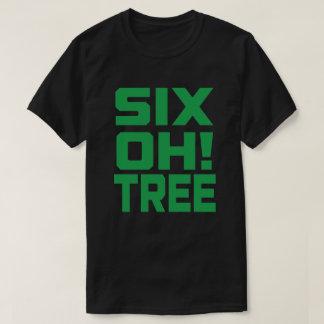 Six OH! Tree T-Shirt