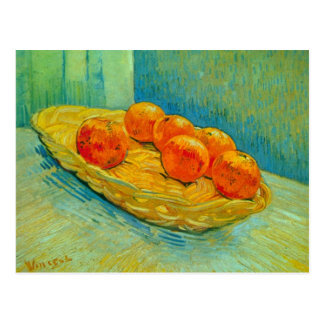 Six Oranges by Vincent van Gogh Postcard