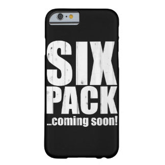 Six pack ... coming soon! barely there iPhone 6 case