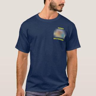 SIX PACKERS 2006 CINDY T-Shirt