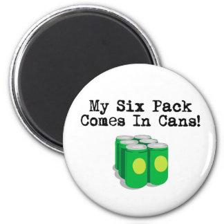 Six Packs Magnet