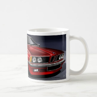 Six Series 635csi Coupe Mug