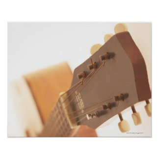 Six String Guitar Posters