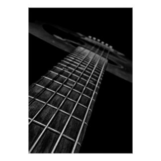Six String Poster