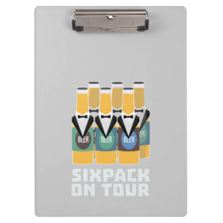 Sixpack Beer on Tour Zn1pu Clipboard