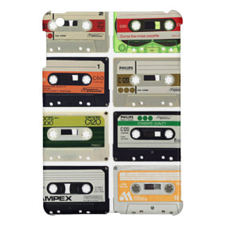 Sixteen Audio Cassettes iPad Mini Covers