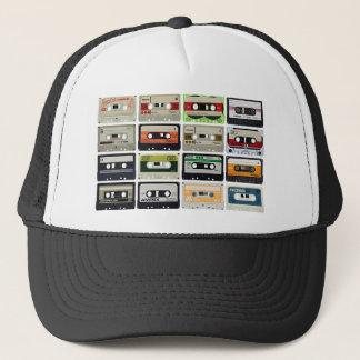 Sixteen Audio Cassettes Trucker Hat