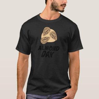 Sixteenth February - Almond Day T-Shirt