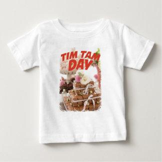 Sixteenth February - Tim Tam Day Baby T-Shirt