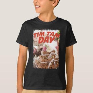 Sixteenth February - Tim Tam Day T-Shirt
