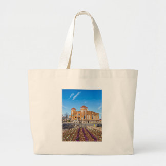 Sixteenth Street Baptist Church Large Tote Bag