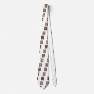 Sixth Day Redneck Christmas Tie
