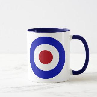 Sixties Mod Emblem Mug