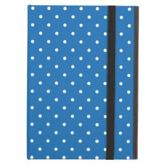 Sixties Style Blue Polka Dot iPad Air Case