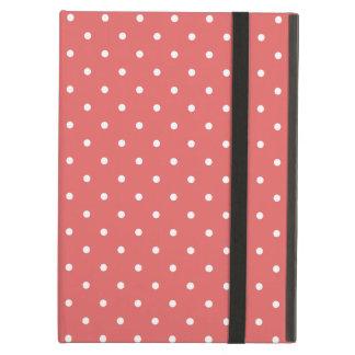 Sixties Style Red Polka Dot iPad Air Case