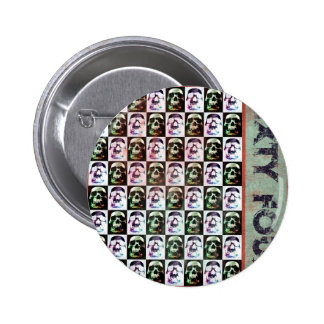 Sixty Four Skulls Pins