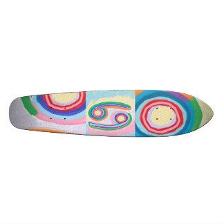 SIXTYNINE Symbolic Gay Art Custom Skate Board