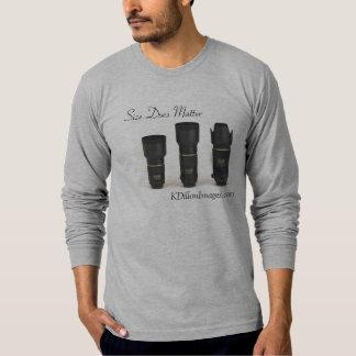 Size Does Matter, KDillonImages.com T-Shirt