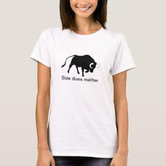 Size doze matte Cuckold T-Shirt