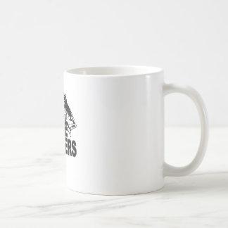 Size Matters! Funny Fishing.png Coffee Mugs