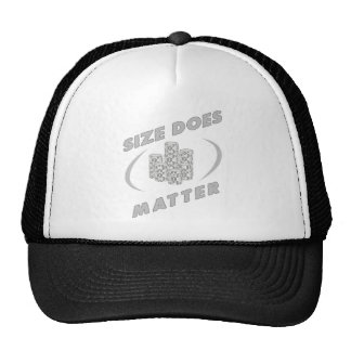 Size Matters II Mesh Hat