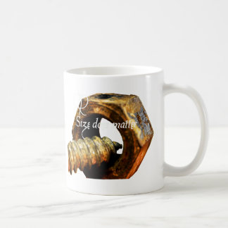 Size Matters Coffee Mugs
