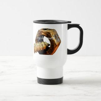 Size Matters Coffee Mug
