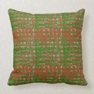 Sizzling Palms Cotton Throw Pillows