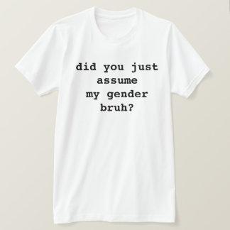 SJW Gear T-Shirt