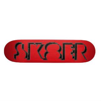 Sk8er Skateboard