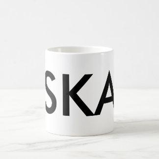 SKA BASIC WHITE MUG
