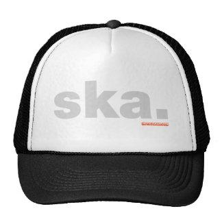 Ska. Trucker Hat