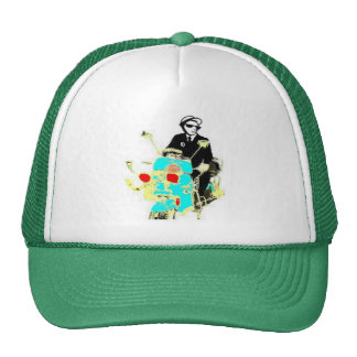 Ska On A Scoot Cap