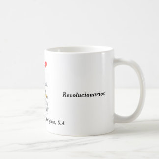 SKA-P, SKAndalosamente Revolucionarios Mug