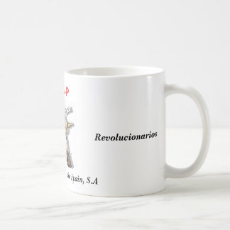 SKA-P, SKAndalosamente Revolucionarios Coffee Mug