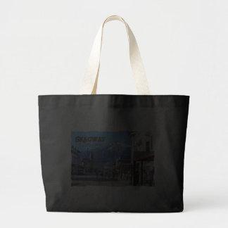 Skagway Jumbo Tote Canvas Bags