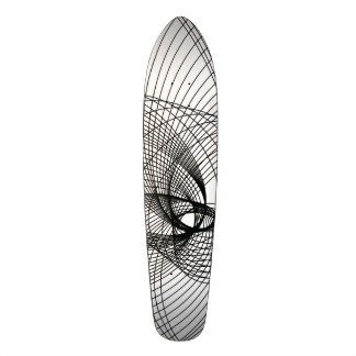 Skate abstract design skate board decks