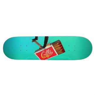 Skate and Blaze Skate Deck