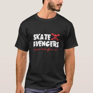Skate Avengers Dark T-shirt