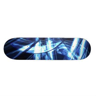 Skate Board- bluetube - Customized