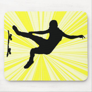 skate boarder Mouse Pad