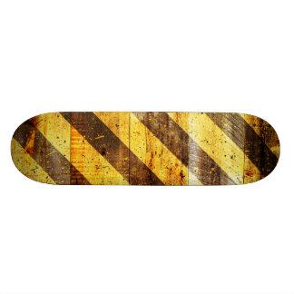 skate Caution band Skate Boards