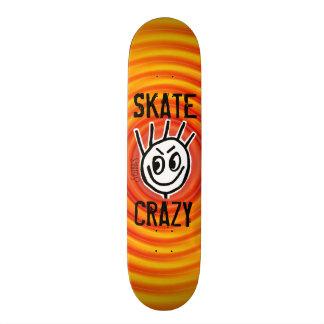 Skate Crazy, Stakeboards, Funny Skate Board Decks