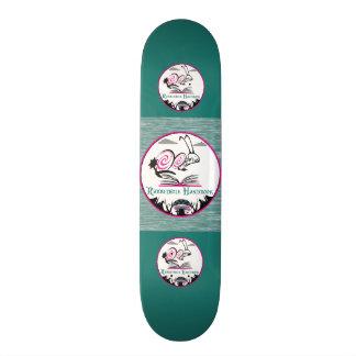 "Skate Deck Type: 7¾"" RABBITHOLE HANDBOOK"