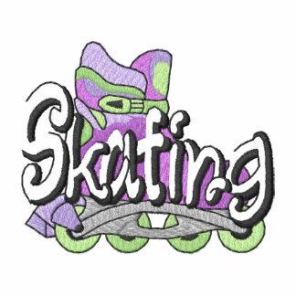Skate Embroidered Jacket