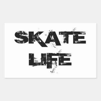 SKATE LIFE STICKER