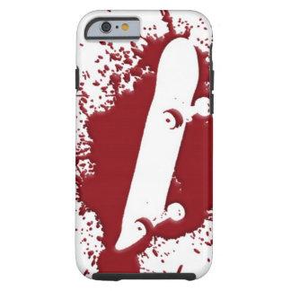 Skate Splat Tough iPhone 6 Case
